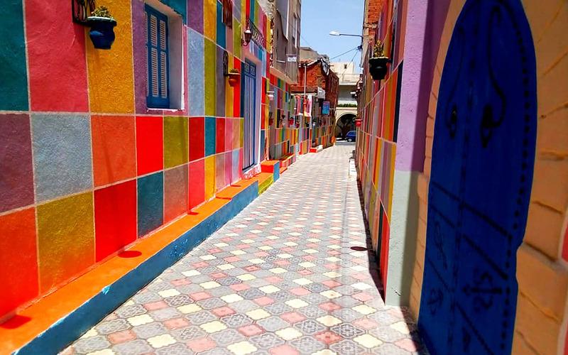 Ville de Monastir Tunisie Medina
