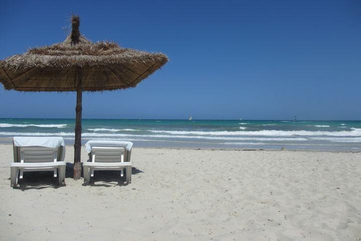 plage de Djerba Tunisie